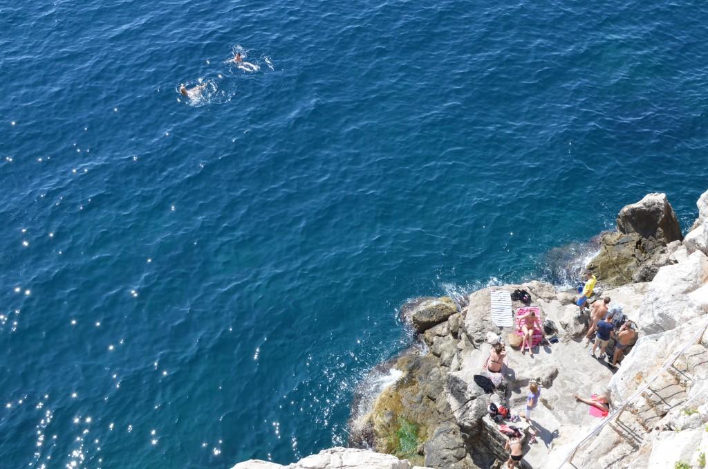 紺碧のアドリア海