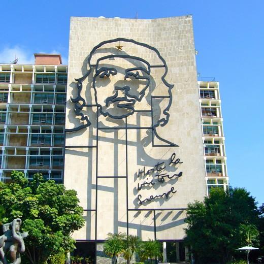 キューバ チェ・ゲバラ