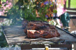 ナパワイナリー BBQ